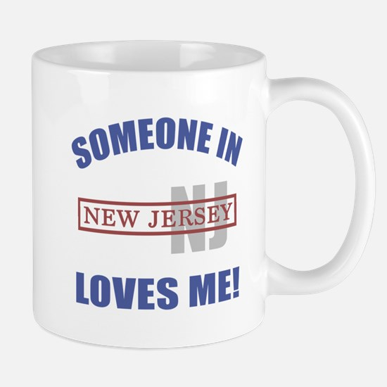 Someone In New Jersey Loves Me Mug