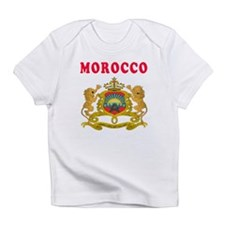 Morocco Coat Of Arms Designs Infant T-Shirt