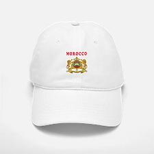 Morocco Coat Of Arms Designs Baseball Baseball Cap