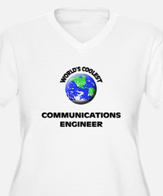 World's Coolest Communications Engineer Plus Size