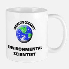 World's Coolest Environmental Scientist Small Mugs
