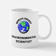 World's Coolest Environmental Scientist Small Small Mug