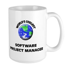 World's Coolest Software Project Manager Mug