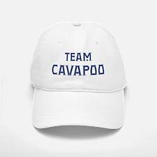 Team Cavapoo Baseball Baseball Cap