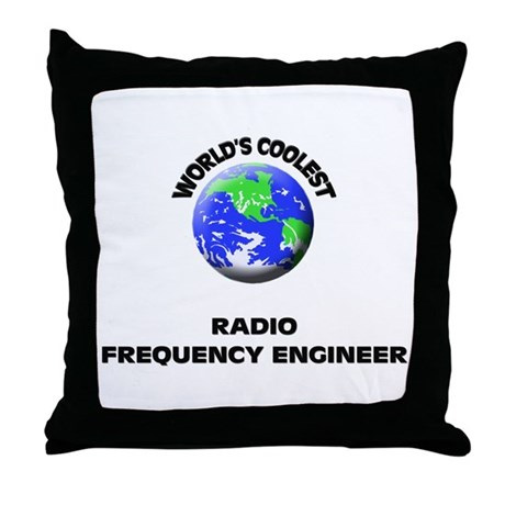 World's Coolest Radio Frequency Engineer Throw Pil