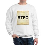 Read The Fine Constitution Sweatshirt