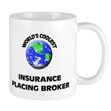 World's Coolest Insurance Placing Broker Mug