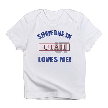 Someone In Utah Loves Me Infant T-Shirt