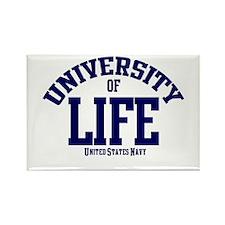 University of Life Rectangle Magnet