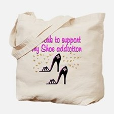 GLAMOUR SHOES Tote Bag