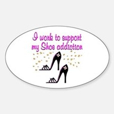 GLAMOUR SHOES Decal