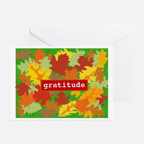Gratitude Greeting Cards (Pk of 10)