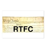 Read The Fine Constitution Postcards (Package of 8