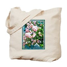 Rose of Sharon Hibiscus Tote Bag