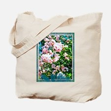 Rose of Sharon Hibiscus Tote Bag