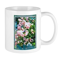 Rose of Sharon Hibiscus Mug