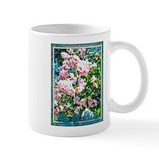 Rose of Sharon Hibiscus Small Mug