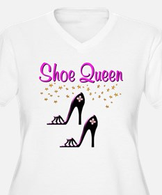 PURPLE SHOES T-Shirt