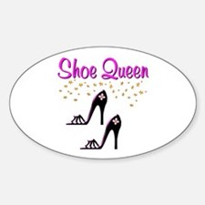 PURPLE SHOES Decal