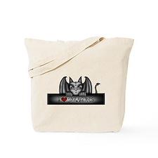i love dragons Tote Bag