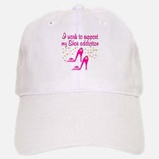 SHOE CHICK Baseball Baseball Cap
