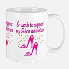 SHOE CHICK Small Small Mug