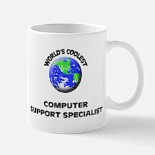 World's Coolest Computer Support Specialist Mug