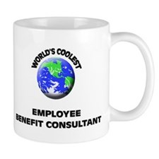 World's Coolest Employee Benefit Consultant Mug
