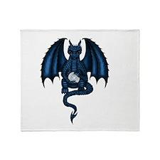 Magic Dragon Throw Blanket