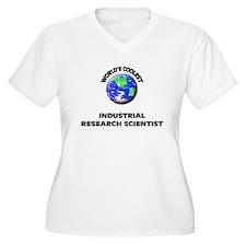 World's Coolest Industrial Research Scientist Plus