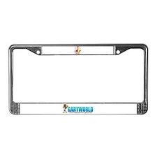Unique Autisum License Plate Frame