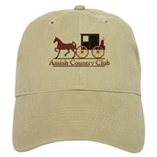 Amish Country Club Golf Hat