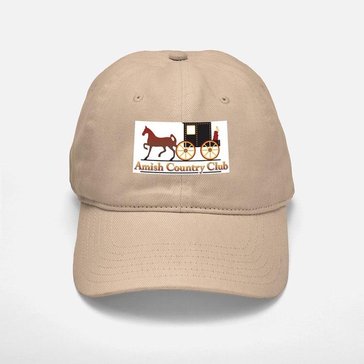 Amish Country Club Golf Hat