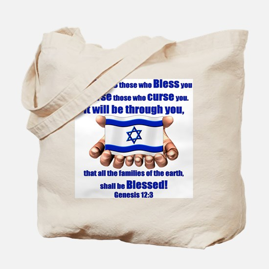 Bless or curse! Tote Bag