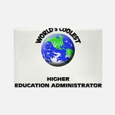 World's Coolest Higher Education Administrator Rec