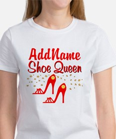 WILD RED SHOES Tee