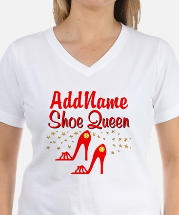 WILD RED SHOES Shirt