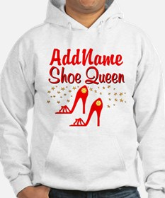 WILD RED SHOES Hoodie