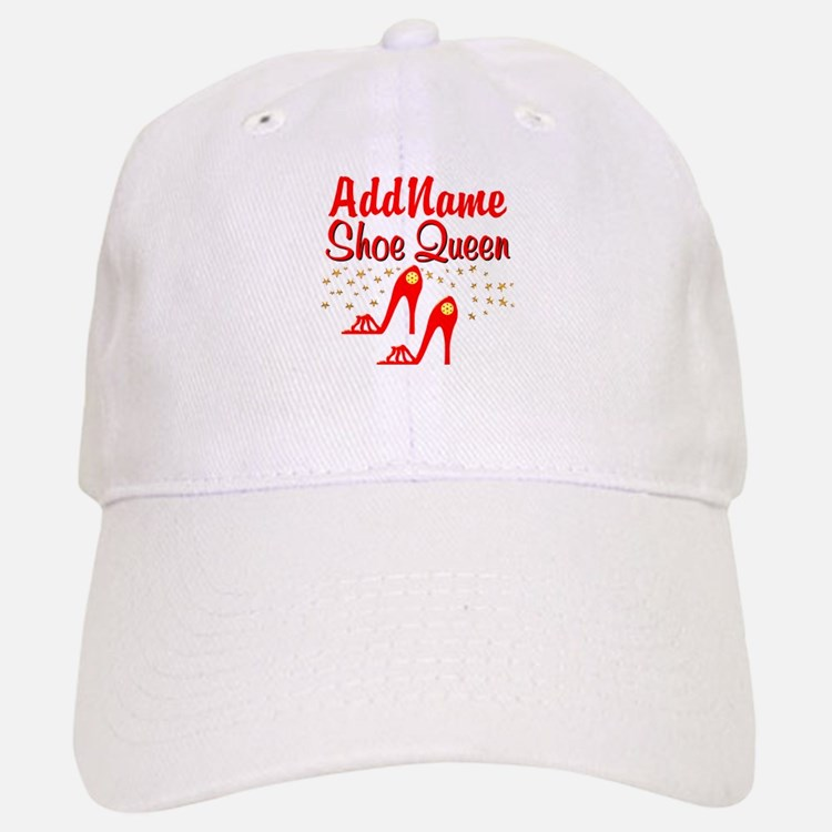 WILD RED SHOES Baseball Baseball Cap