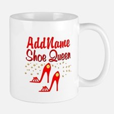 WILD RED SHOES Small Small Mug
