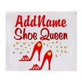 Shoe Fleece Blankets