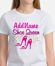 SEXY PINK SHOES Women's T-Shirt