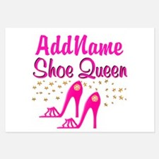 SEXY PINK SHOES Invitations