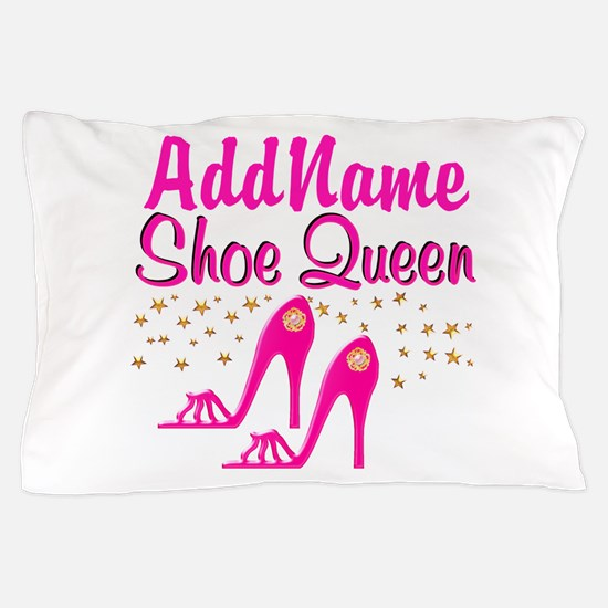 SEXY PINK SHOES Pillow Case