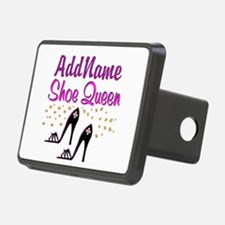 FUN PURPLE SHOES Hitch Cover