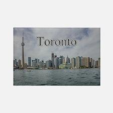 Toronto, Ontario Rectangle Magnet