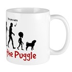 Evolution of the PUGGLE Coffee Mug