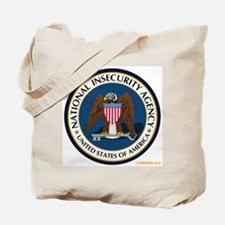 National Insecurity Agency Tote Bag