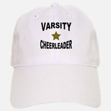 Varsity Cheerleader Baseball Baseball Cap