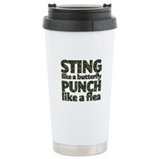 Sting like a butterfly Travel Mug
